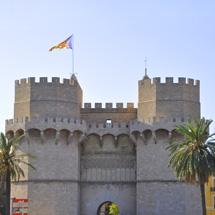 los torres de Serrano et Quarts