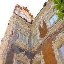 El palacio del Marques de 2 Aguas