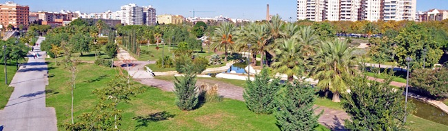 jardins de la turia