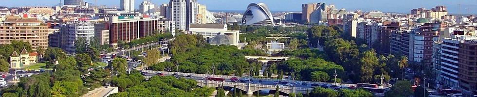 Animo Valencia - Jardins de la turia