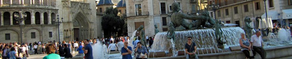 Animo Valencia - Visite du centre historique